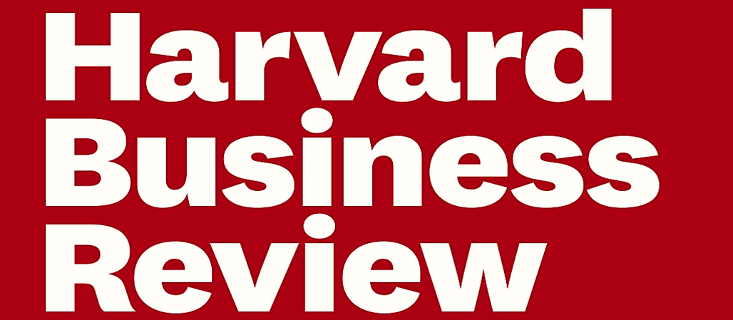 Harvard Business Review Türkiye'deyim